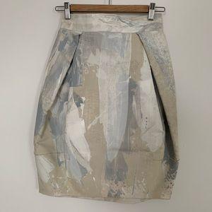 Dolce & Gabbana Hand painted ballon skirt #52/100